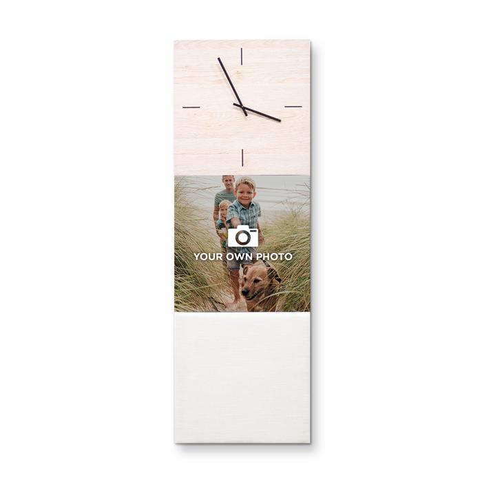 Beige (off white) wanddeco - set 3 panelen - combi 4