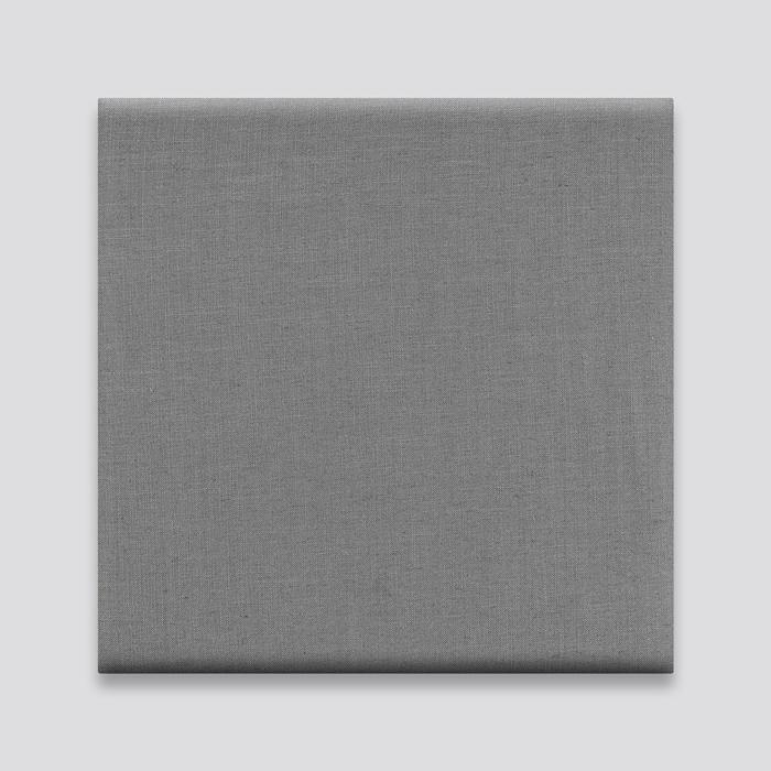 Grijze wanddeco - set 5 panelen - combi 6